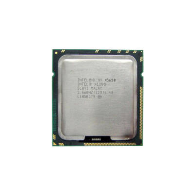 CPU Intel Xeon QC X5650 2.66GHz/6c/12MB/6.4 GT/s