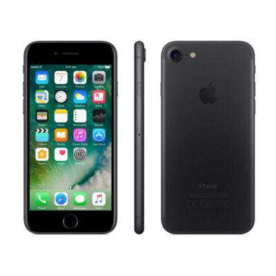 Apple iPhone 7 128GB black felújított/refurb