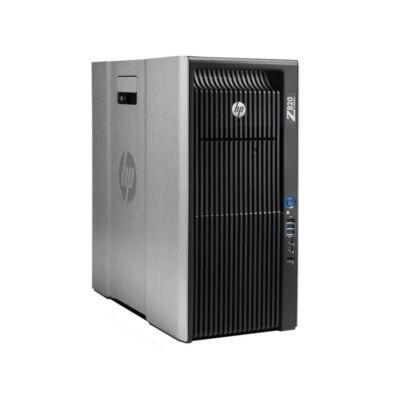 HP Workstation Z820 2x E5-2630v2/32GB/500GB/DVD/K4000