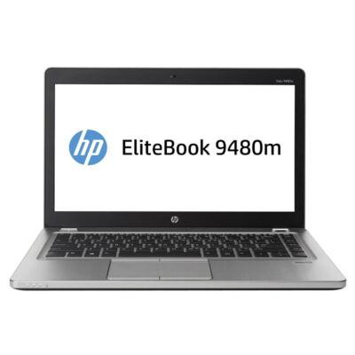 """HP Folio 9480M i5-4310U/4GB/128GBSSD/cam/HD+ """"B"""""""